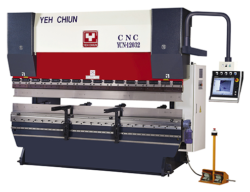DA-66T CNC Hydraulic Press Brake YCN Series