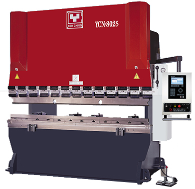 DA-52S NC Hydraulic Press Brake YCN Series