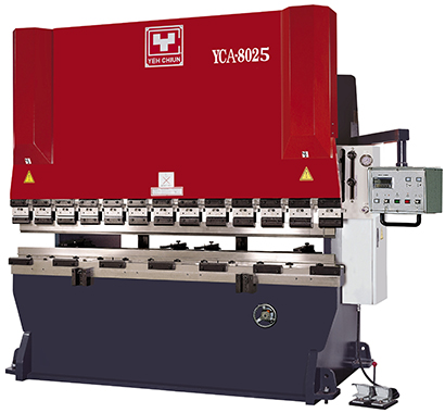 Hydraulic Press Brake YCA Series