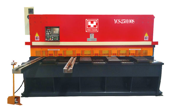 YCS-SM Type NC Hydraulic Swing Beam Shear