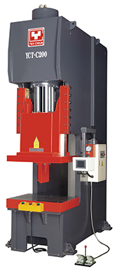 Hydraulic Press YCT-C (TNC)